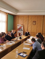 The First Project Coordination Meeting in Lviv