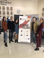 Admission fair in Odesa with CRIMHUM