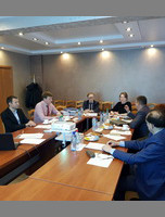 Project monitoring during the visit of Mr. Ralf Rahders in Belarus (Minsk, November, 21 2019)